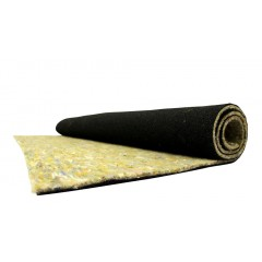 Acoustic Carpet Underlay -Luxurious acoustic underlay for carpets. Reduces Impact Noise by 48db