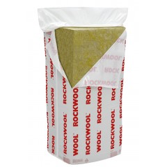 Rockwool RW3 50mm Acoustic Insulation - 1200mm x 600mm x 8 slabs (5.76sqm)