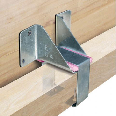 Isosonic  Type A hanger - Ceiling Soundproofing Brackets.