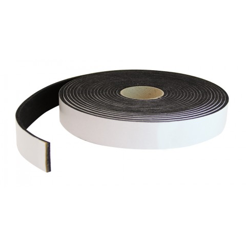 Joist Isolation Tape - Decoupling Strip | To isolate structures from each other.