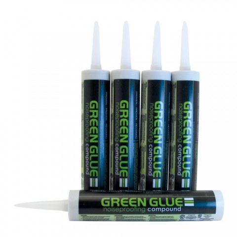 Green Glue - Sound Dampening Compound