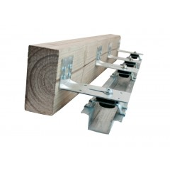 LB3  Genie Clip - Wall & Ceiling System, No Height Loss in Ceilings!