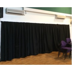 Acoustic Curtain - Excellent sound absorbing curtains for music rooms | School Halls | Theatre Rooms