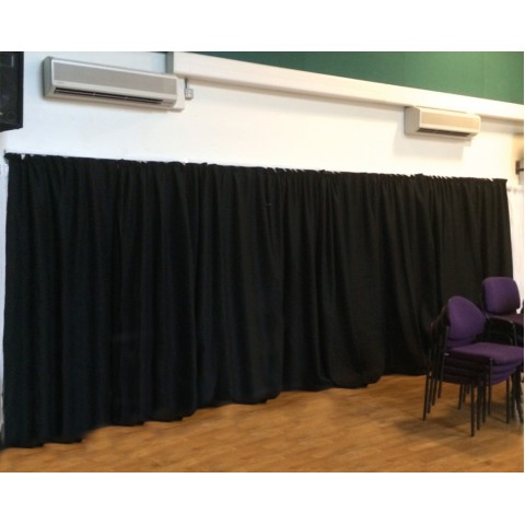 Acoustic Curtain - Excellent sound absorbing curtains for music ...