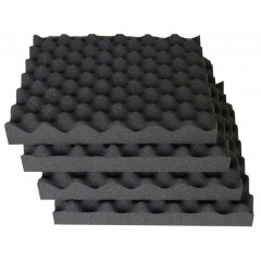 Acoustic Foam Panels (Profile or Smooth)