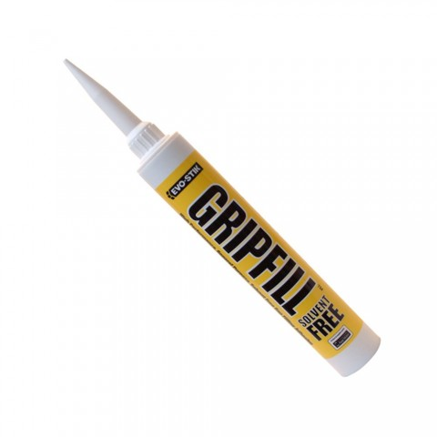 Gripfill Grab Adhesive - Solvent Free