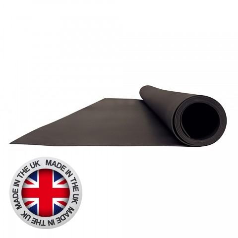 MLV100 Mass Loaded Vinyl - 4m x 1.22m x 10kg/m2 (5mm) High Performing Acoustic Membrane
