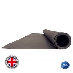 MLV100 Mass Loaded Vinyl - 2m x 1.22m x 10kg/m2 High Performing Acoustic Membrane