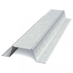 Metal Furring Channel - ( Hat Channel ) For Acoustic Ceilings & Walls