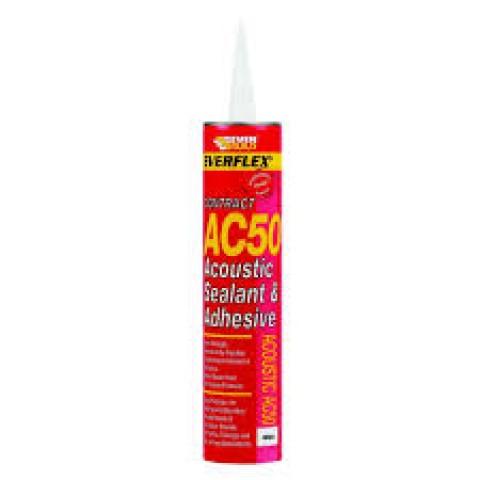 AC50 Acoustic Sealant & Adhesive  - 900ml