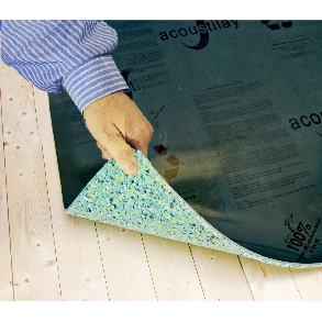 Acoustilay 8 Acoustic Underlay For Wooden And Concrete