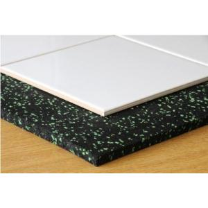 High Performance Acoustic Underlay Under Ceramic And Stone