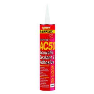 AC50 Acoustic Sealant & Adhesive  - 900ml