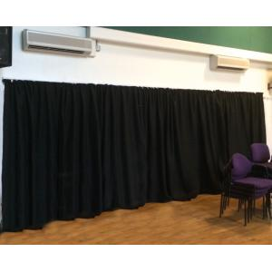 Acoustic Curtain - Excellent sound absorbing curtains for music rooms